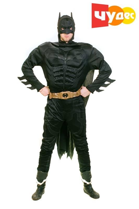Живая открытка Бэтмен