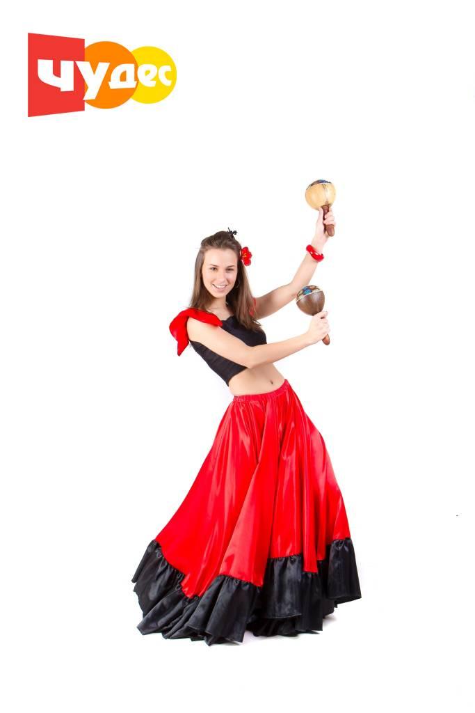 Испанский костюм в аренду
